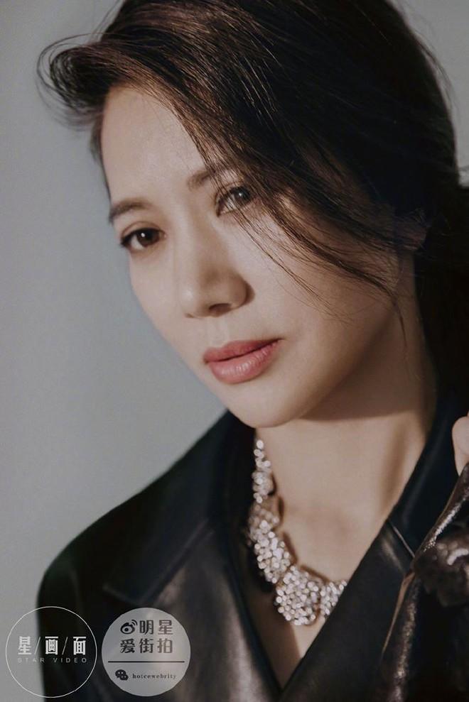 Hoa hậu Hồng Kông Viên Vịnh Nghi U50 sắc vóc siêu quyến rũ - Ảnh 5.