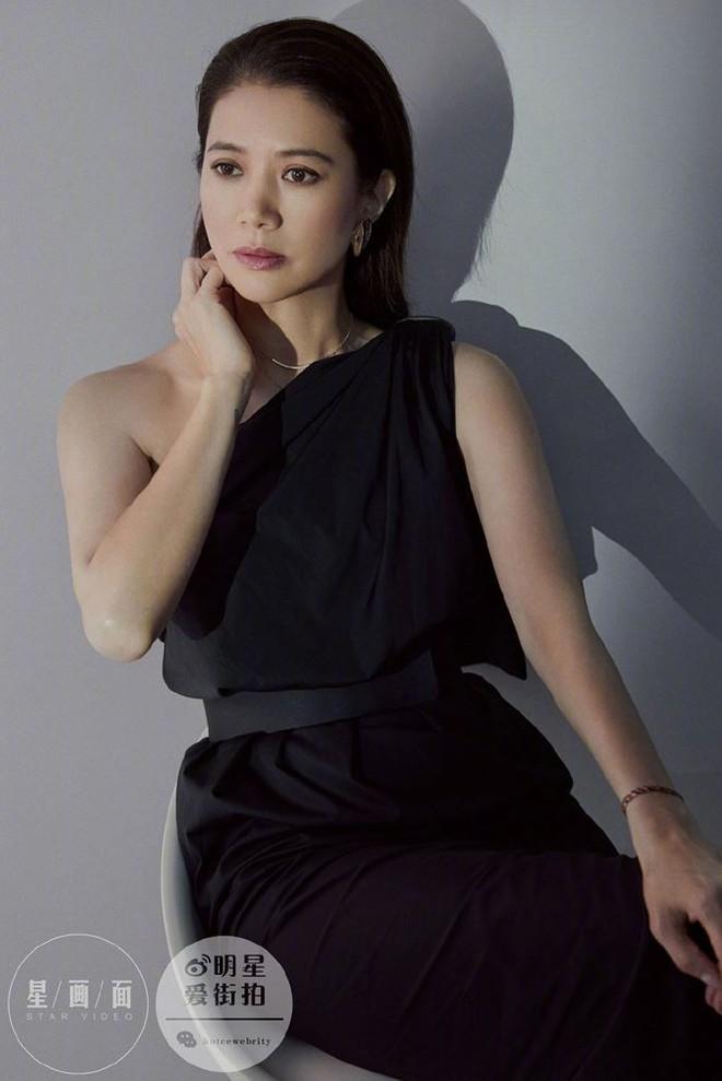 Hoa hậu Hồng Kông Viên Vịnh Nghi U50 sắc vóc siêu quyến rũ - Ảnh 8.