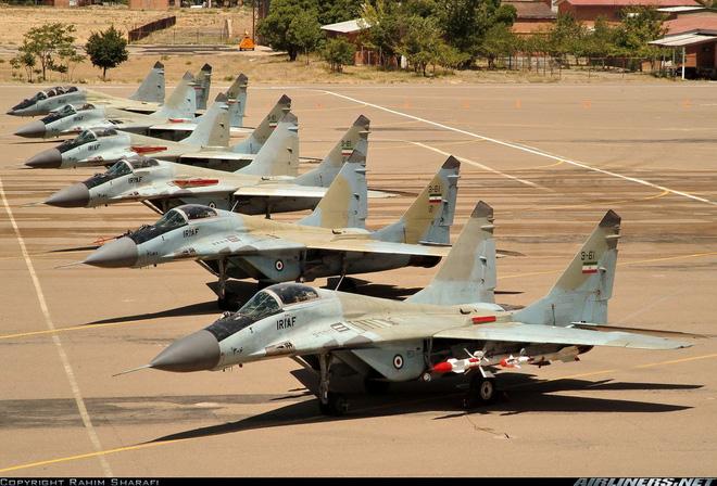 Mỹ tấn công Iran: Tiêm kích MiG-29 là cứu tinh hay kẻ phá hoại của Không quân Iran? - Ảnh 4.