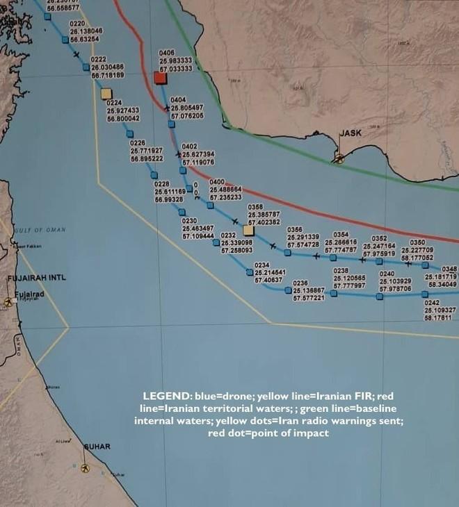 RQ-170 và RQ-4 đã lỗi thời: UAV Ngôi sao đen của Mỹ thừa sức qua mặt phòng không Iran? - Ảnh 1.