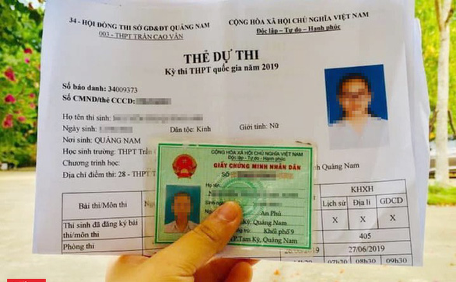 Trộm vào nhà vơ vét tiền bạc, chừa lại chứng minh nhân dân và thẻ dự thi của nữ sinh