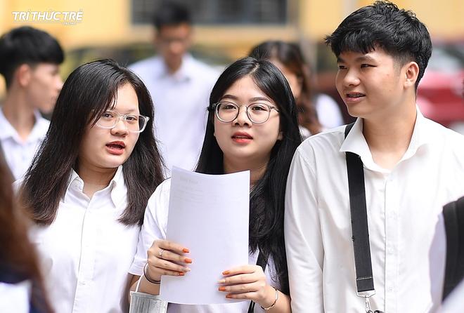 Gợi ý giải đề thi môn Ngữ văn THPT Quốc gia 2019 - Ảnh 2.
