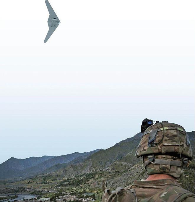 RQ-170 và RQ-4 đã lỗi thời: UAV Ngôi sao đen của Mỹ thừa sức qua mặt phòng không Iran? - Ảnh 3.