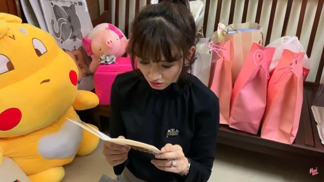Fan mắc bệnh hiểm nghèo viết thư cho Hari Won: Dù một ngày chị không còn nổi tiếng, em vẫn ở bên chị - Ảnh 4.