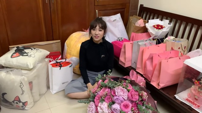 Fan mắc bệnh hiểm nghèo viết thư cho Hari Won: Dù một ngày chị không còn nổi tiếng, em vẫn ở bên chị - Ảnh 1.