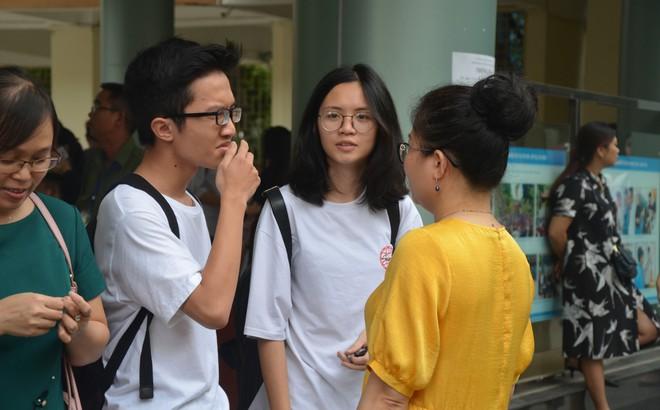 Môn thi Ngữ Văn THPT 2019: Thí sinh đều nhận định bài làm được khoảng 7 - 8 điểm