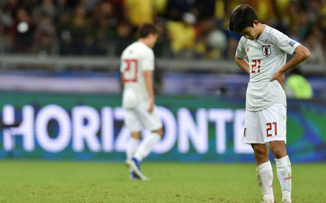 Nhật Bản hụt bước đầy đáng tiếc trước ngưỡng cửa tứ kết Copa America