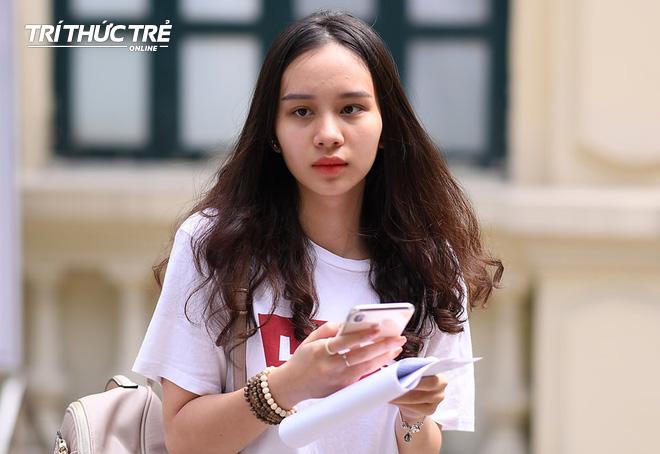 Cập nhật đáp án thi môn Toán THPT Quốc gia 2019 tất cả các mã đề - Ảnh 29.