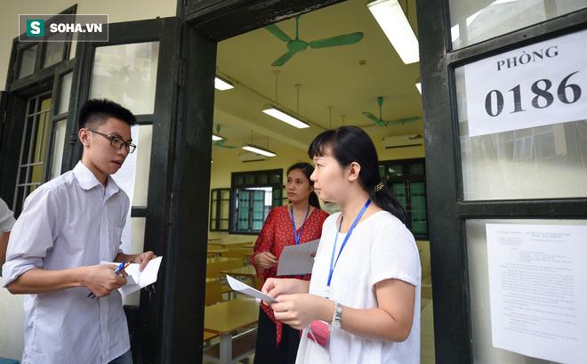 Nam sinh Phú Thọ chụp đề thi môn Văn, đưa lên mạng đã có gia đình và đi thi lần 3