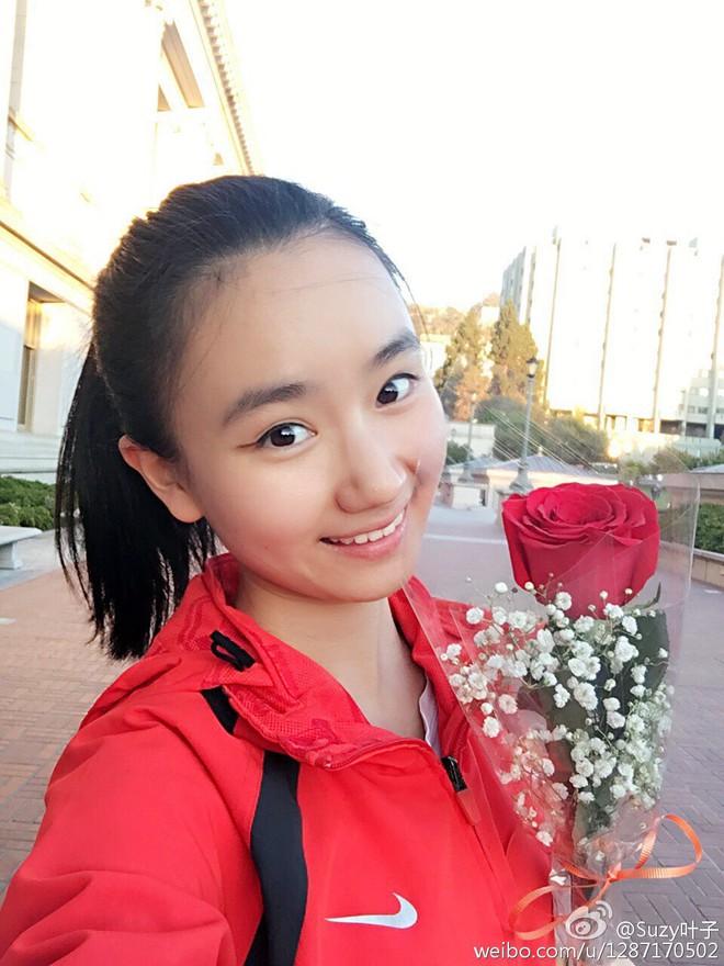 Sao nhí duy nhất Cbiz đỗ đại học Top 1 Trung Quốc: Tiếp đón phu nhân Obama, sở hữu nhan sắc thanh tú trời phú - Ảnh 12.