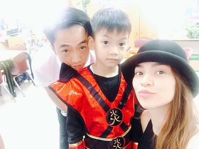 Dù gia đình ly tán, Subeo vẫn được tận hưởng 5 sinh nhật trọn vẹn với sự hiện diện của cả bố lẫn mẹ - Ảnh 14.