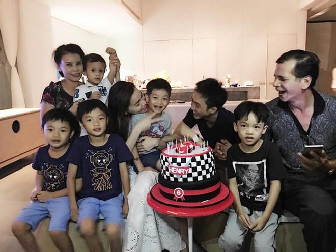 Dù gia đình ly tán, Subeo vẫn được tận hưởng 5 sinh nhật trọn vẹn với sự hiện diện của cả bố lẫn mẹ - Ảnh 5.