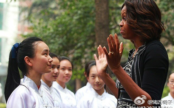 Sao nhí duy nhất Cbiz đỗ đại học Top 1 Trung Quốc: Tiếp đón phu nhân Obama, sở hữu nhan sắc thanh tú trời phú