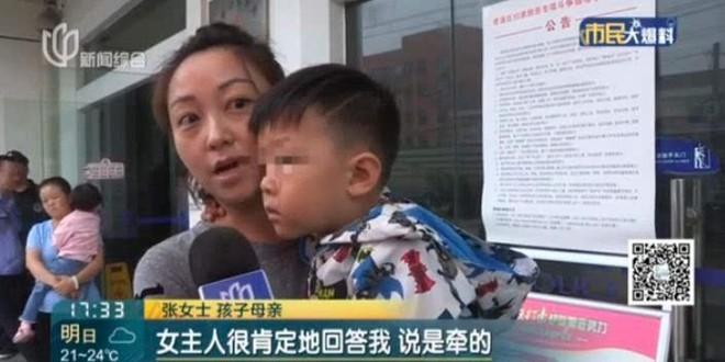 Khoảnh khắc gây sốc: Dắt cháu trai 3 tuổi đi thang máy, bà hoảng hồn phản ứng nhanh cứu mạng cháu bị chó dữ khổng lồ nhảy lên cắn xé - Ảnh 7.
