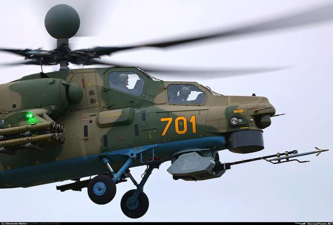 Trực thăng Mi-28, Ka-52 mạnh hơn nhờ cuộc chiến Syria: Trả giá bằng máu và nước mắt! - Ảnh 1.
