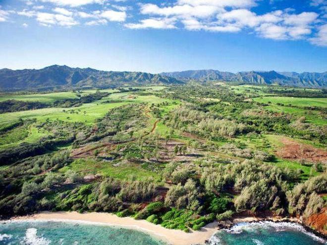 Bất ngờ với khối tài sản trị giá 100 triệu USD của Mark Zuckerberg ở Hawaii - Ảnh 3.