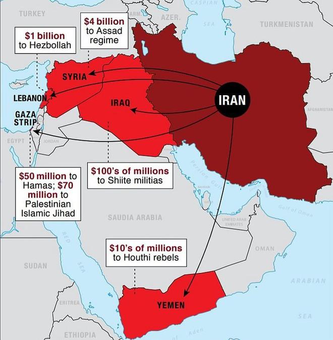 Cơn ác mộng tồi tệ nhất với Iran: Mỹ bán siêu vũ khí cho Israel? - Ảnh 1.