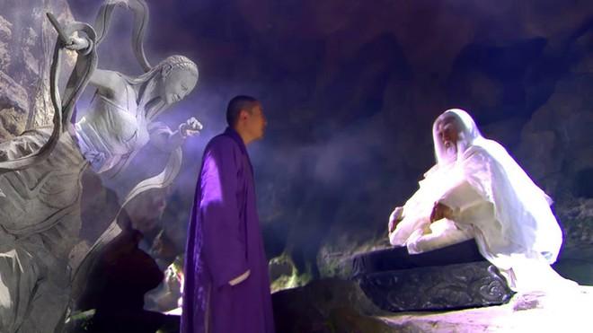 Kiếm hiệp Kim Dung: Môn võ công kỳ lạ có thể bắt chước toàn bộ võ công của môn phái khác - Ảnh 1.