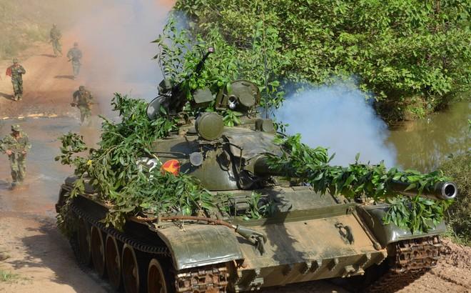 """Trận đánh đầu tiên trên hướng Đông Nam Campuchia và nhiệm vụ đặc biệt: """"Người còn thì xe còn"""""""
