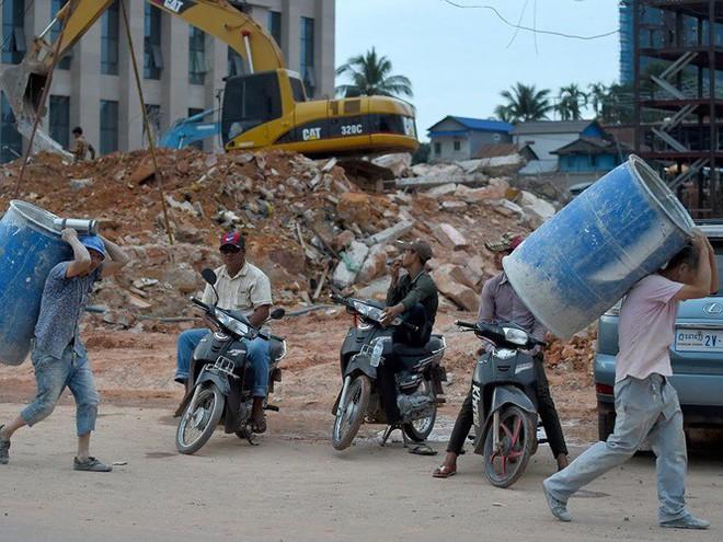 Vén bức màn về đặc khu kinh tế Sihanoukville của Campuchia - Ảnh 15.
