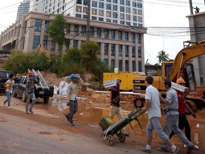 Vén bức màn về đặc khu kinh tế Sihanoukville của Campuchia - Ảnh 19.