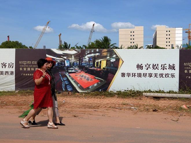 Vén bức màn về đặc khu kinh tế Sihanoukville của Campuchia - Ảnh 2.