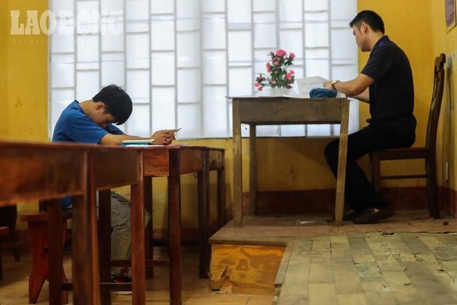 Đặc biệt ở Hà Giang: Thí sinh ngồi một mình 1 phòng thi THPT Quốc gia - Ảnh 5.