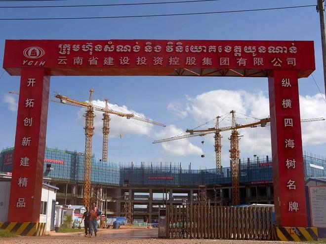 Vén bức màn về đặc khu kinh tế Sihanoukville của Campuchia - Ảnh 4.