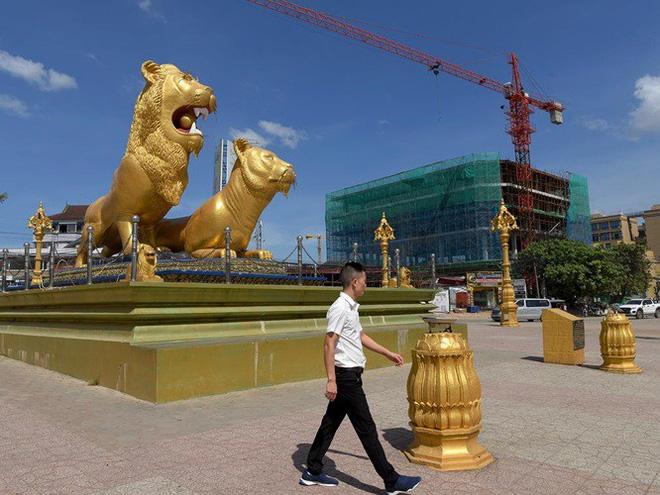 Vén bức màn về đặc khu kinh tế Sihanoukville của Campuchia - Ảnh 6.