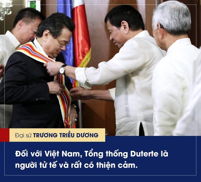 Việt Nam, Philippines, Friends và nhiệm vụ đặc biệt của Đại sứ Việt Nam ở Manila - Ảnh 11.