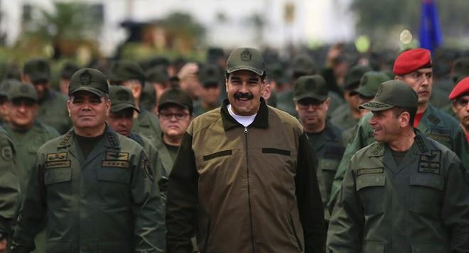CẬP NHẬT: Thông tin mới nhất về đảo chính lần 2 ở Venezuela - Phá vỡ âm mưu của Mỹ, hết sức gay cấn - Ảnh 8.