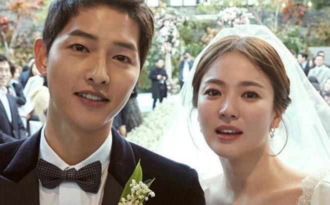"""NÓNG: """"Cặp đôi vàng Hàn Quốc"""" Song Joong Ki và Song Hye Kyo chính thức ly h.ôn gây ch.ấn đ.ộng"""
