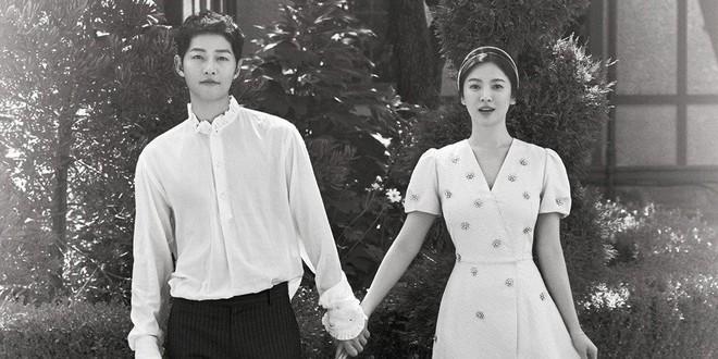 NÓNG: Cặp đôi vàng Hàn Quốc Song Joong Ki và Song Hye Kyo chính thức ly h.ôn gây ch.ấn đ.ộng - Ảnh 2.