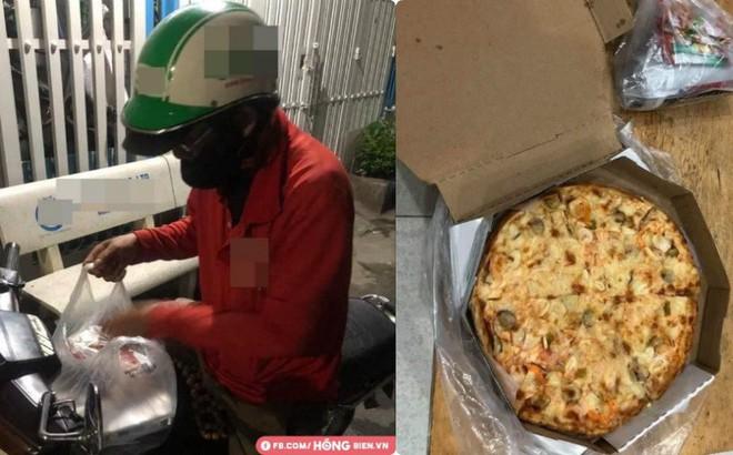 """Shipper đau khổ vì bị """"bom"""" pizza: Chạy cả ngày cũng chẳng đủ lo cho cả gia đình"""