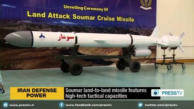 Ả Rập Saudi tung bằng chứng Iran có tên lửa hành trình 700km: Mỹ lùi bước giờ là phải! - Ảnh 4.