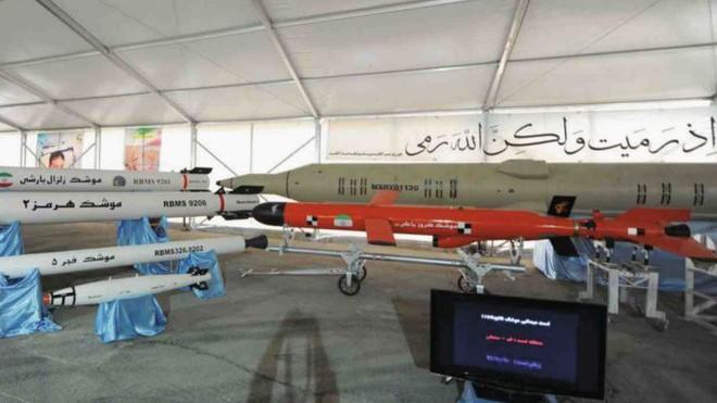 Ả Rập Saudi tung bằng chứng Iran có tên lửa hành trình 700km: Mỹ lùi bước giờ là phải! - Ảnh 2.