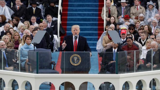 Tổng thống Donald Trump: 'Cuộc đời tôi là một ván cược' - Ảnh 2.