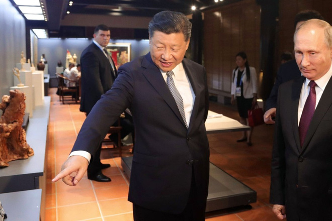 Chỉ 1 hành động của Nga-Trung đã khiến Mỹ mất trắng át chủ bài trong cuộc chiến thương mại - Ảnh 1.