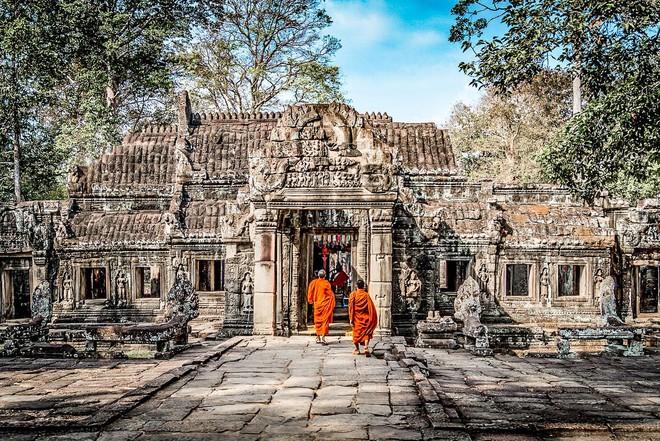 Nền văn minh Angkor có thật sự sụp đổ? - Ảnh 1.