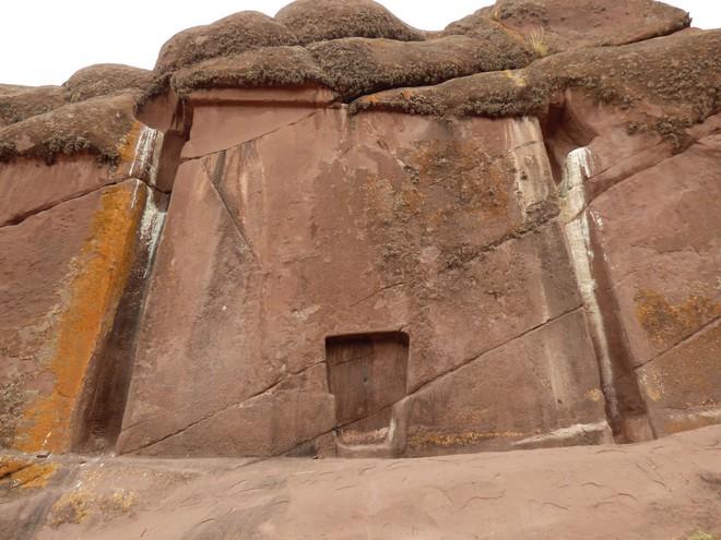 Cửa giả của người Ai Cập: Cánh cổng sang thế giới bên kia - Ảnh 3.