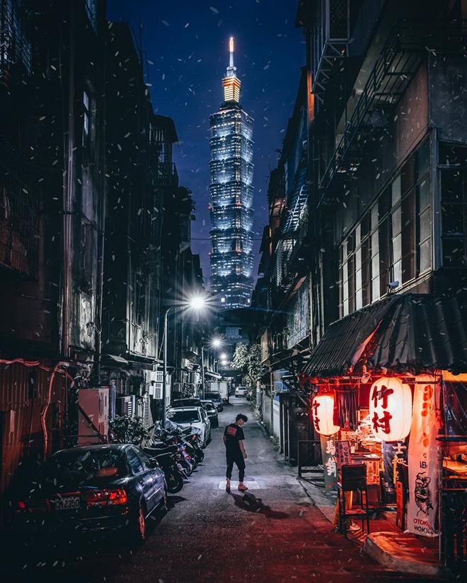 11 góc chụp Đài Loan đẹp nhất qua ống kính của nhiếp ảnh gia Thái Lan, đến cả dân bản xứ cũng không biết - Ảnh 5.