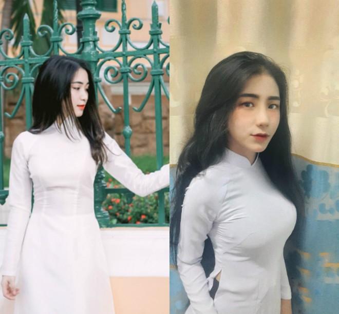 Vì câu nói của bạn thân giữa đám đông, nữ sinh Long An quyết lột xác, gây chú ý với ngoại hình giống Hoà Minzy - Ảnh 1.