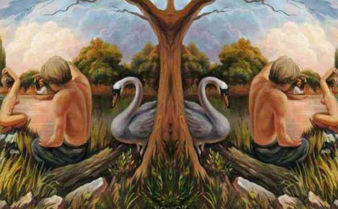 Hãy nhìn vào bức tranh để khám phá sức mạnh trong tình yêu của bạn