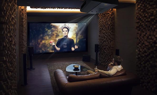 Đừng mua TV kích thước lớn nữa, thiết bị trình chiếu này mới chính là thứ bạn cần - Ảnh 4.