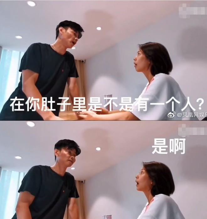 Hoa đán TVB Thái Thiếu Phân tuyên bố mang thai lần 3 ở tuổi 46 - Ảnh 2.