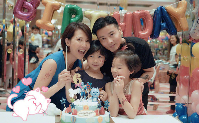 Hoa đán TVB Thái Thiếu Phân tuyên bố mang thai lần 3 ở tuổi 46