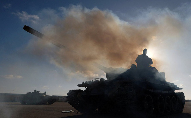 Diễn biến nóng Libya: Lính đánh thuê tấn công sân bay Tripoli - thành trì của LNA