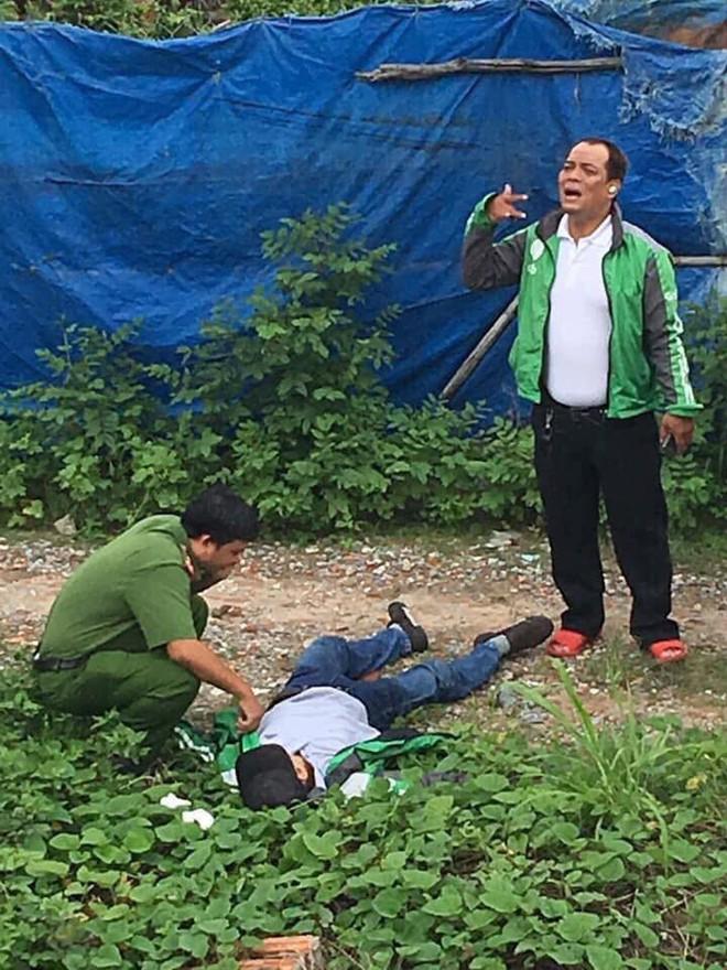 Tài xế Grab nghi bị đánh thuốc mê cướp tài sản ở Sài Gòn - Ảnh 1.