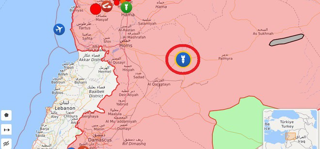 Quân đội Syria có bước đột phá quan trọng - Thắng lớn nhất trong nhiều ngày qua? - Ảnh 13.
