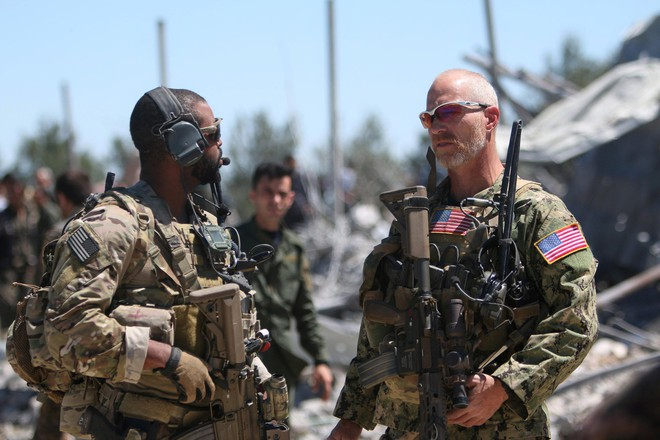 Cái chết của Captain America và câu hỏi End Game nào cho Đông bắc Syria? - Ảnh 1.